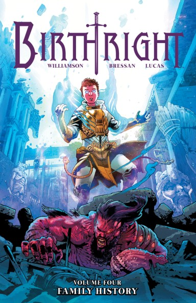 Birthright, Vol. 4: Family History TP