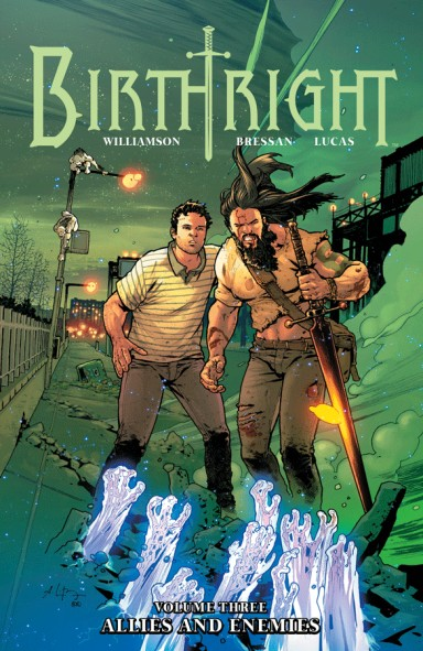 Birthright, Vol. 3 TP