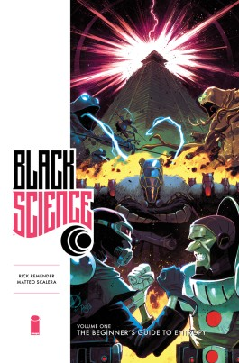 Black Science Premiere, Vol. 1: Remastered Edition HC