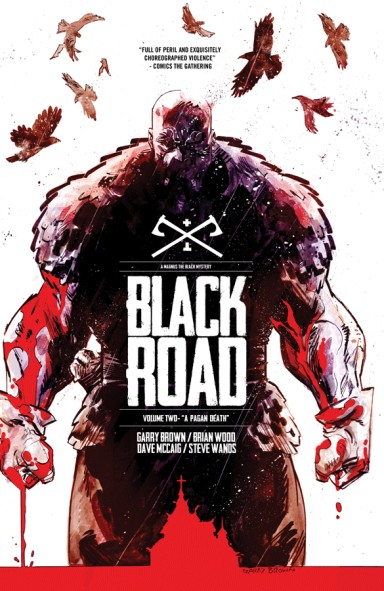 Black Road, Vol. 2: A Pagan Death TP