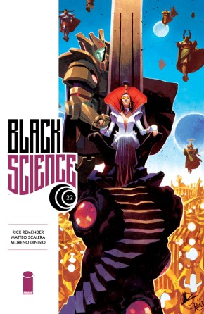 Black Science #22