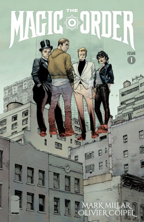 The Magic Order #1 (of 6)