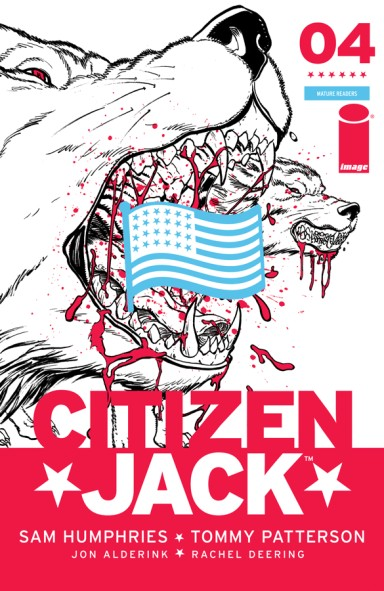 Citizen Jack #4