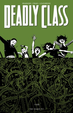 Deadly Class, Vol. 3: Snake Pit TP