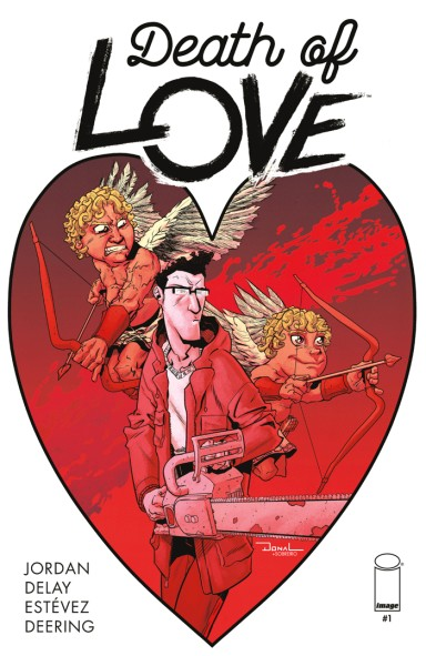 Death Of Love #1 (Of 5)