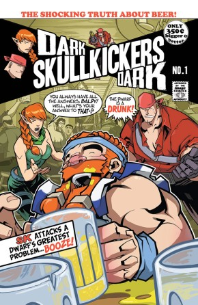 Skullkickers #23: (Dark Skullkickers Dark #1)