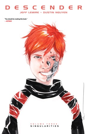 Descender, Vol. 3: Singularities TP