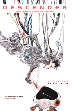 Descender, Vol. 2 TP: Machine Moon