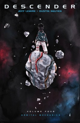 Descender, Vol. 4: Orbital Mechanics TP