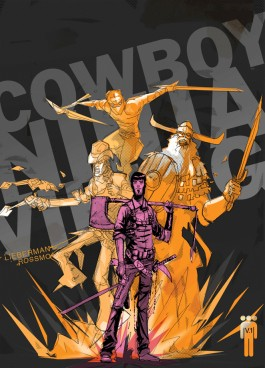 Cowboy Ninja Viking Vol. 1