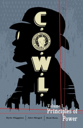 C.O.W.L., Vol. 1: Principles Of Power TP