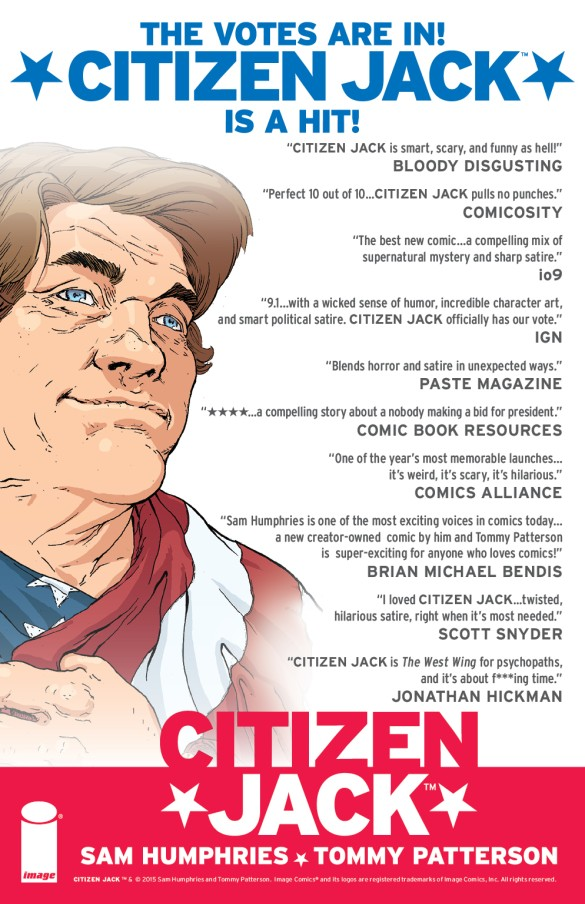 Citizenjack Is A Hit Clean