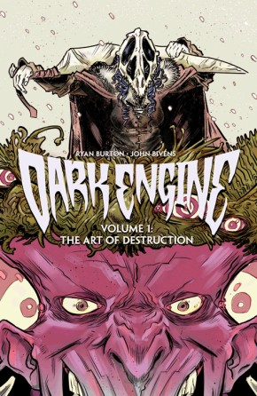 Dark Engine, Vol. 1: The Art Of Destruction TP