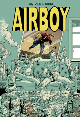 Airboy Deluxe HC