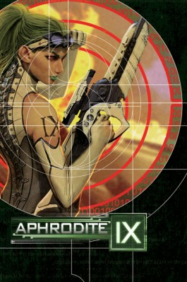 Aphrodite IX: The Complete Oversized Hardcover