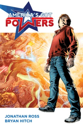 America's Got Powers Tp