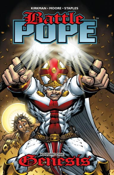 Battle Pope, Vol. 1: Genesis