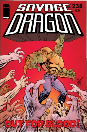 Savage Dragon #238
