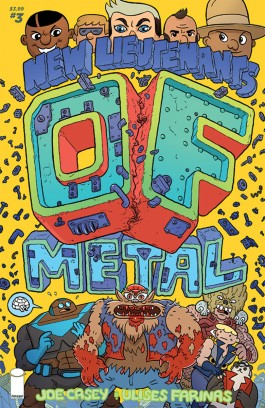New Lieutenants of Metal #3