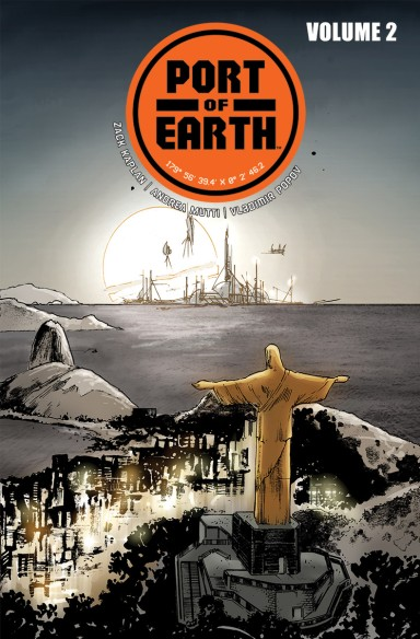 Port of Earth, Vol. 2 TP