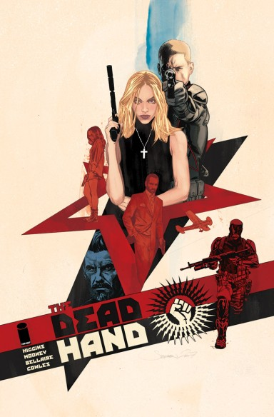 The Dead Hand, Vol 1: Cold War Relics TP