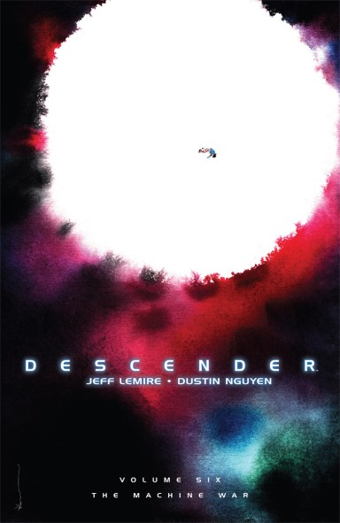 Descender, Vol. 6: The Machine War TP