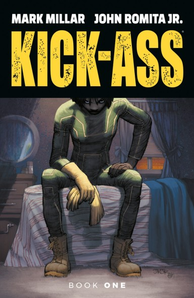 Kick-Ass: The New Girl, Vol. 1 TP