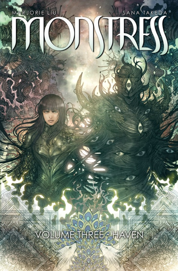 Image result for monstress 3 haven book cover
