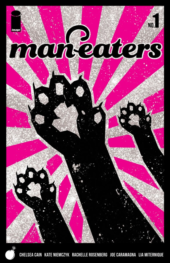 Image result for maneaters #1 comic cover