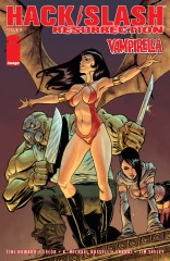 Hack/Slash Resurrection #8