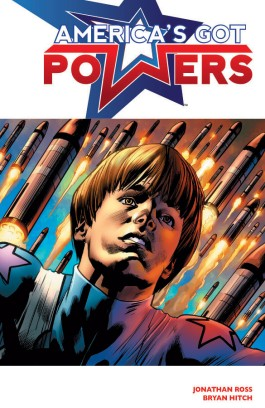 America's Got Powers #7 (of 7)
