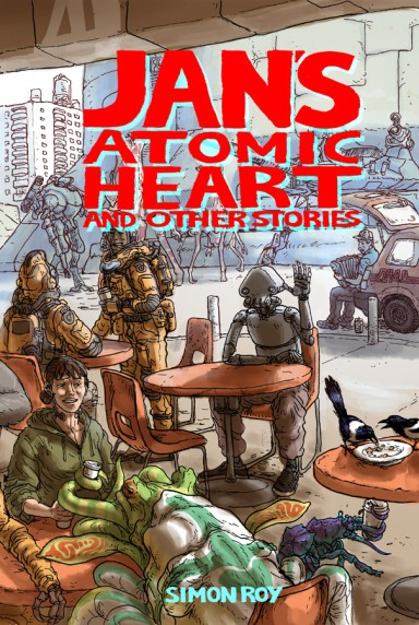 Jan's Atomic Heart and Other Stories OGN
