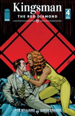 Kingsman: The Red Diamond #4 (Of 6)