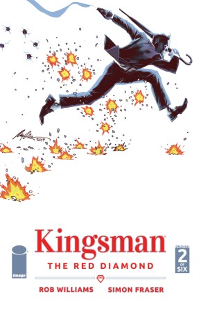Kingsman: The Red Diamond #2 (Of 6)
