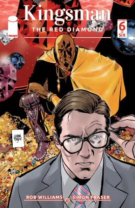Kingsman: The Red Diamond #6 (Of 6)