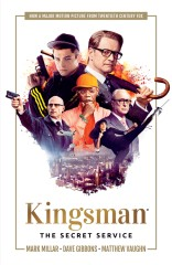 Kingsman: The Secret Service Tp