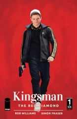 Kingsman: The Red Diamond #1 (Of 6)