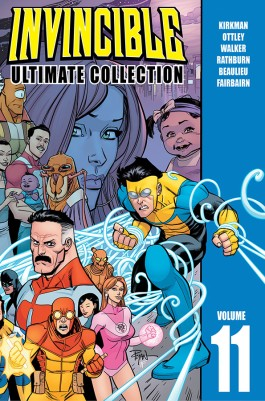 Invincible Ultimate Collection 11 HC