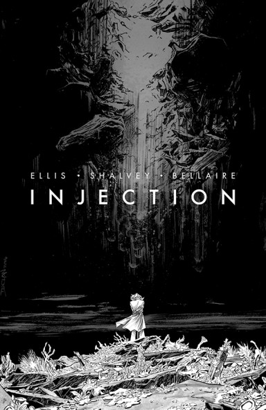 Image Giant-Sized Artist's Proof Edition: Injection #1