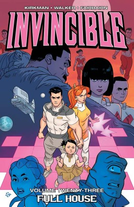 Invincible, Vol. 23 TP