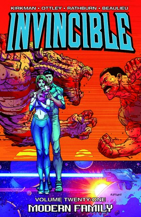 Invincible, Vol. 21: Modern Family TP
