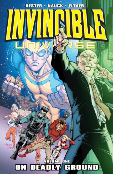 Invincible Universe, Vol. 1 TP