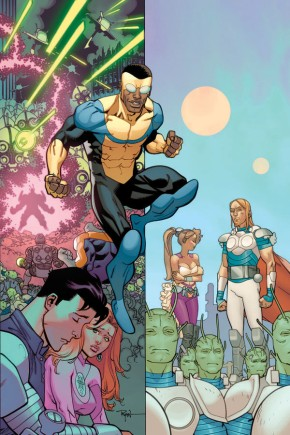 Invincible Ultimate Collection 8 HC