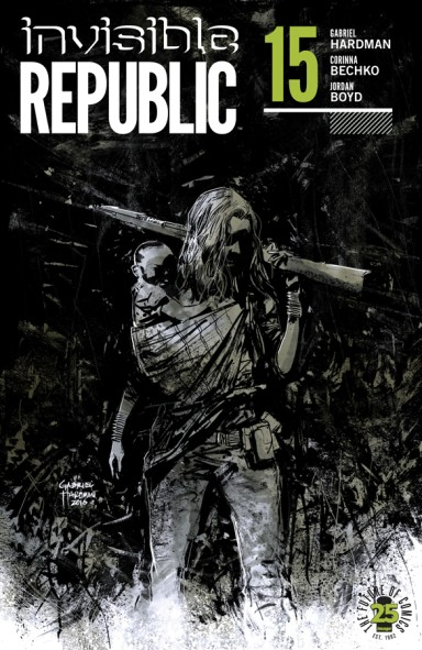 Invisible Republic #15
