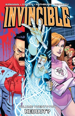 Invincible Vol. 22 TP