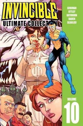 Invincible Ultimate Collection 10 HC