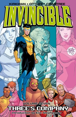 Invincible Vol. 7: Three's Company