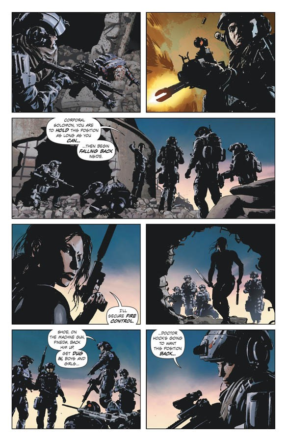 Lazarus21 Preview Page 11