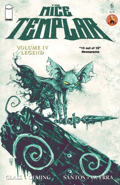 The Mice Templar IV: Legend #6