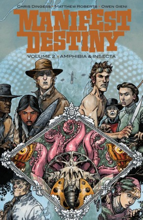 Manifest Destiny, Vol. 2 TP